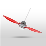 CEILING FAN ROYAL LIBELLULA