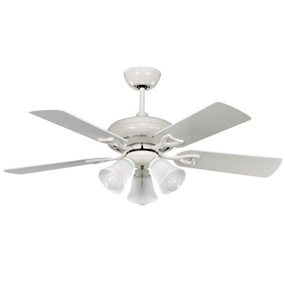 Royal Classic White Light Ceiling Fan